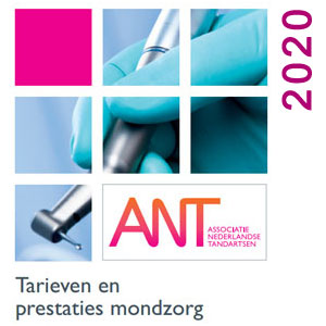 tandarts tarieven 2020